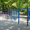 Пекин - уличных спорт площадка - Ditan Park