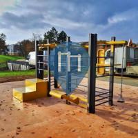 Chartres-de-Bretagne - Calisthenics Stations - AIRFIT Workout Park