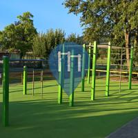 Küssaberg - Parque Calistenia - Gemeindezentrum