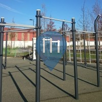Bordeaux - 徒手健身公园 - Bastide-Niel