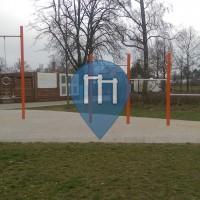 Kitzingen - Street Workout Park - Etwashausen