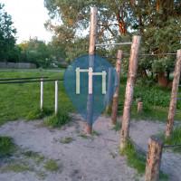 Pärnu - Outdoor Exercise Gym - Kesk