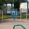 Workout Station - Salamanca - Outdoor Fitness Parque Isidro Garcia Barrado