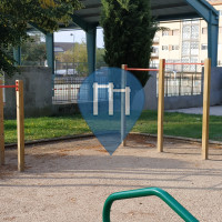 Workout Station - Salamanca - Outdoor Fitness Parque Isidro Garcia Barrado