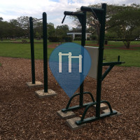 Coral Gables - Outdoor Fitness Trail - William Kerdyk Park (Riviera Park)