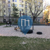 Bratislava - Parco Calisthenics - Páričkova calisthenics