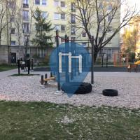 布拉迪斯拉发 - 徒手健身公园 - Páričkova calisthenics