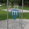 Geisenfeld - Ginasio ao ar livre - Volksfestplatz
