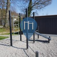 Brugg - Calisthenics Stations - Calisthenics Spot am Schulhausplatz