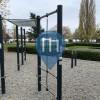 Воркаут площадка - Hagnau Calisthenics Park