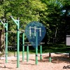 Saint-Hyacinthe - Calisthenics Equipment - Rue Sacré-Coeur - AtlasBarz