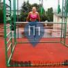 Братислава - Воркаут площадка - Sports College FTVS