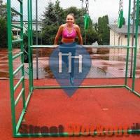 Bratislava - Parque Calistenia - Sports College FTVS