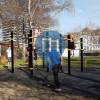Инсбрук - уличных спорт площадка - Prandtauerufer