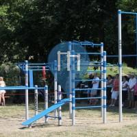 Hulin - 徒手健身公园 - Rusava