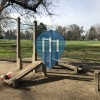Fitness Parcours - Sacramento - Small Workout spot - Landpark