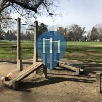 Fitness Park - Sacramento - Small Workout spot - Landpark