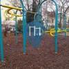 Вена - Воркаут площадка Вена - Puchsbaumpark