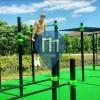Sant Cugat - Parc Street Workout - Parc del Turo de Can Mates
