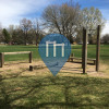 Denver - Calisthenics Exercise Stations - Henry S. Lindsley Park