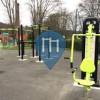 Elbeuf - Street Workout Park - Rue de la Rochelle