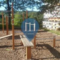Bern - Calisthenics Workout Park  - Gäbelbach