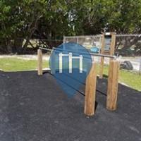 Key West - Calisthenics Geräte - Harvey Rest Beach Park