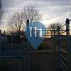 Лонате-Поццоло - Воркаут площадка - Parco San Rafael - Lonate Pozzolo