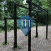 Outdoor Fitness Park - Saint-Germain-en-Laye - Foret de saint germain en Laye