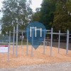 Besançon -  Воркаут площадка - Skatepark Chamars