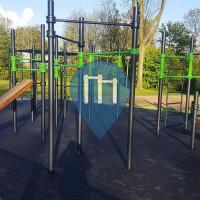 Vlaardingen - Calisthenics Park - CWO-Nieuwelantpark