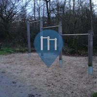 Angermund - Fitness Trail - Überanger Mark