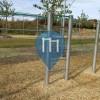 München (Messestadt Riem) - Calisthenics Geräte - Playparc - Riemer Park