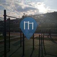 Street Workout Park - Grosuplje - Oš Brinje