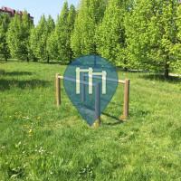 Milán - Gimnasio al aire libre - Parco Chico Mendez