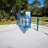 Calisthenics-Anlage - Melbourne - Tallwood Park Workout Area
