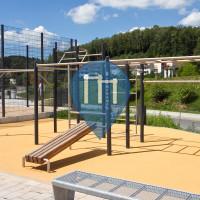 Gummersbach Calisthenics Park Spiel Sportpark Germany Spot