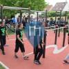 Neuilly-Plaisance - Parque Calistenia - Transalp