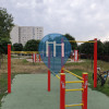 Exercise Park - Warsaw - Metro Imielin Outdoor Gym