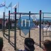 Jūrmala - Calisthenics Park - Majori beach