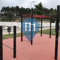 Ponte - Parque Calistenia - Parque da Ínsua