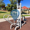 Street Workout Anlage - Brisbane - Veterans Park - Moorooka