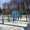 Moscow - Outdoor Gym - Leningradsky park