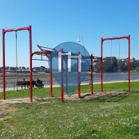 A Ramallosa - Calisthenics Exercise Stations - Rúa Gonzalo Torrente Ballester