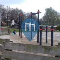 Zonhoven - Parque Calistenia - Sportpark Basvelden
