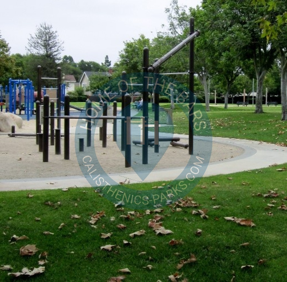 Costa Mesa Outdoor Exercise Park Tanager Park United
