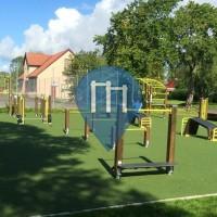 Motala - Parc Street Workout - Lappset
