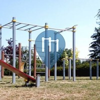 Držovice - Parc Street Workout - Workout Club