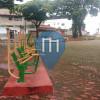 Контажен - уличных спорт площадка - Academia da cidade