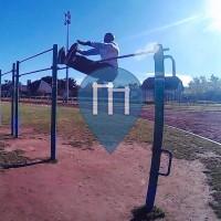 Tarbes - Parco Calisthenics - Stade de rugby de Sémé